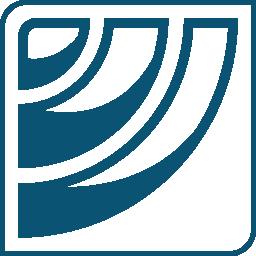 Neues Teillogo der SAN Solarsysteme GmbH in blau und kleiner quadratischen Auflösung